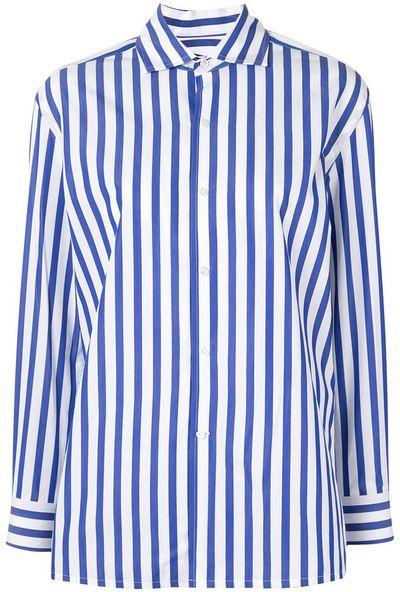 Pinstriped Shirt