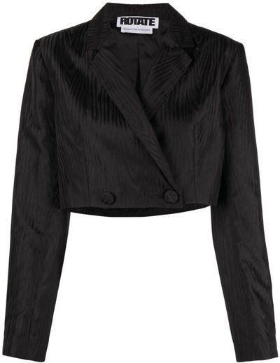 Newton cropped blazer