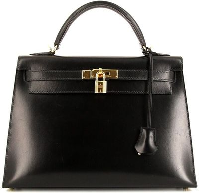2008 pre-owned Kelly 32 tote bag