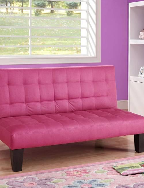 Miraculous Dhp Ariana Junior Futon Pink Stage Stores Ibusinesslaw Wood Chair Design Ideas Ibusinesslaworg