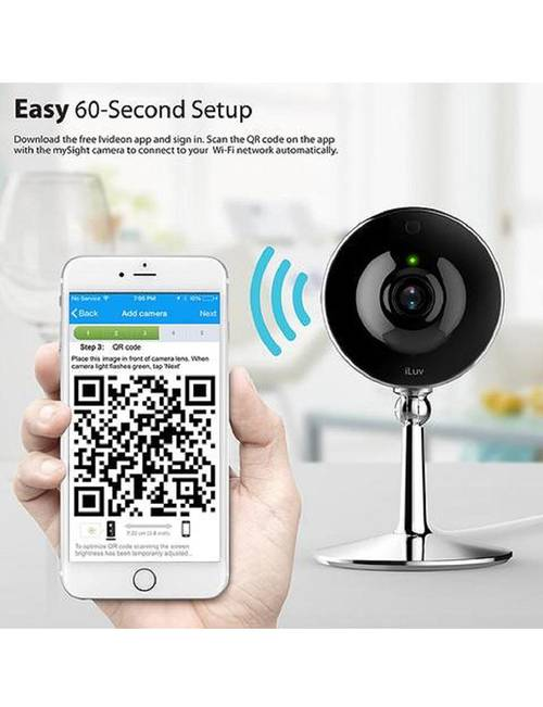 iLuv mySight WiFi Cloud IP Video Camera - CLOSEOUT! | Stage Stores
