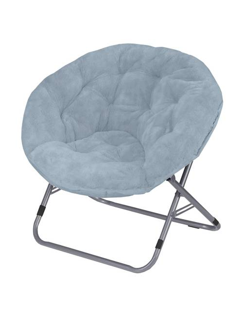 Tremendous Urban Shop Foldable Saucer Chair Stage Stores Alphanode Cool Chair Designs And Ideas Alphanodeonline