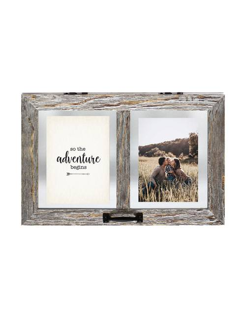 Bp Industries 5 X 7 Floating Picture Frame Stage S