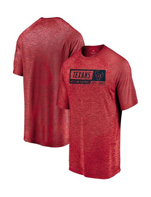 best service ff45a 45943 Houston Texans Men's Textured Logo T-shirt | Stage Stores