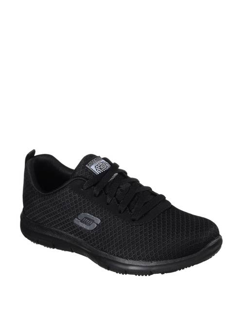 choose clearance discover latest trends custom Skechers Women's Relaxed Fit Ghenter Bronaugh Lace-Up Work ...
