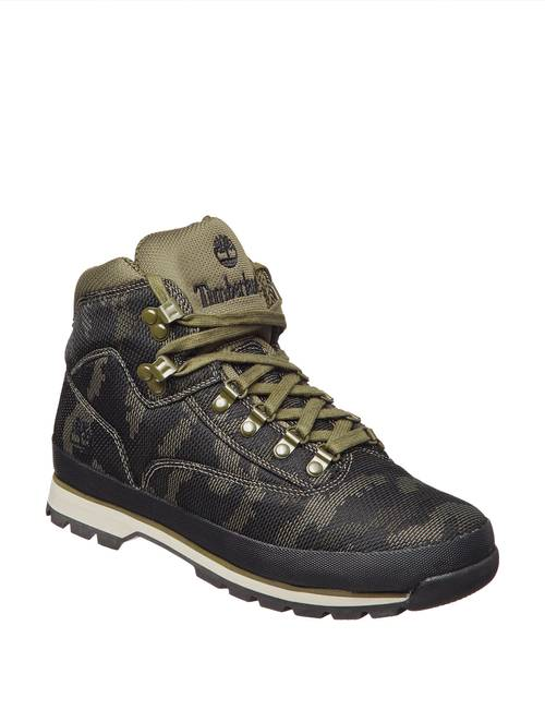 4142f0e2e8a Timberland Men's Nylon Lace-up Euro Hiker Boots | Stage Stores