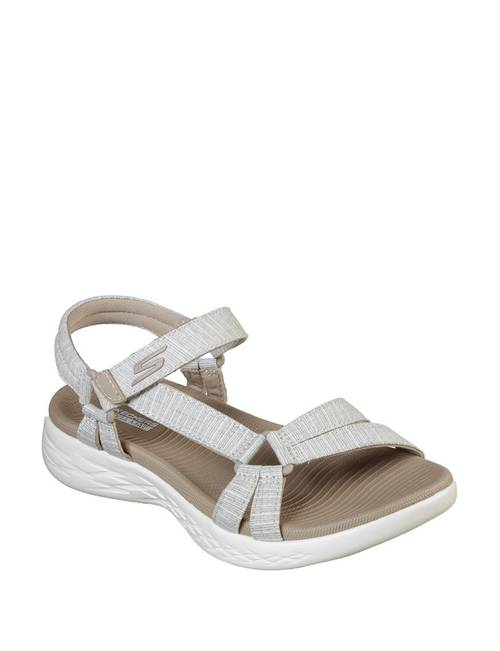 72432f47932fa Skechers Women's On The Go 600 Brilliancy Sandals | Stage Stores