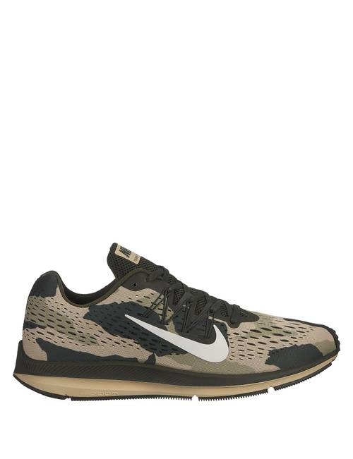 Nike Men's Air Zoom Winflo 5 Camo Running Shoes | Stage Stores