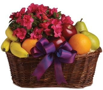 Fruit & Blooms for flower delivery new zealand wide