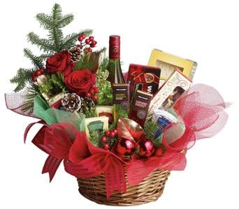 Christmas Spirit for flower delivery new zealand wide