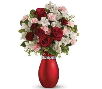 XOXO Charisma for flower delivery new zealand wide