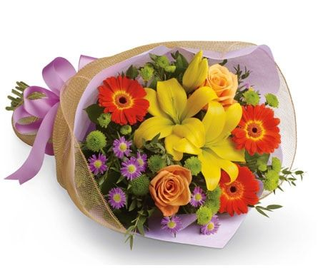 Bright Lights for flower delivery new zealand wide