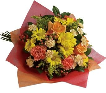 Playful Posies for flower delivery new zealand wide