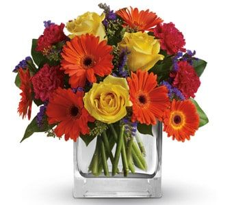 Citrus Splash for flower delivery United Kingdom wide