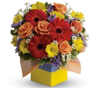 Garden Spectacle for flower delivery united kingdom wide