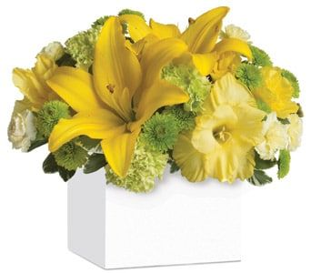 Sunshine for flower delivery united kingdom wide