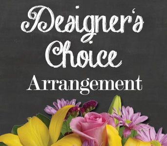 Designer's Choice Arrangement for flower delivery united kingdom wide