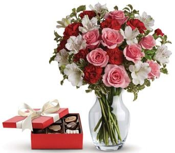 Eternal Love for flower delivery united kingdom wide
