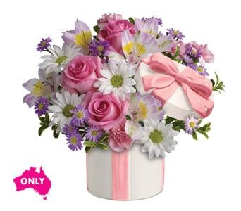 Hats Off to Spring for flower delivery australia wide
