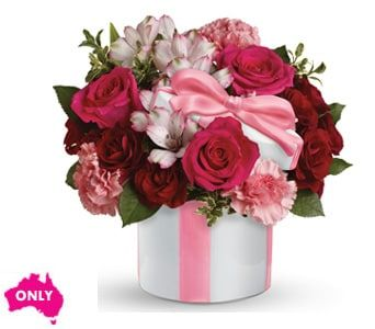 Hats Off to Passion for flower delivery Australia wide