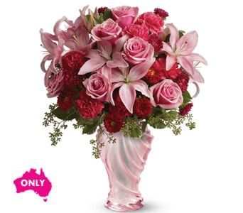 Be My Love for flower delivery Australia wide