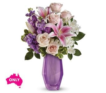 Pastel Beauty for flower delivery australia wide