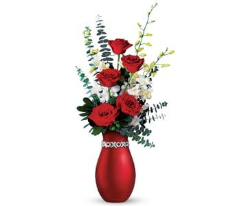 XOXO Love for flower delivery australia wide