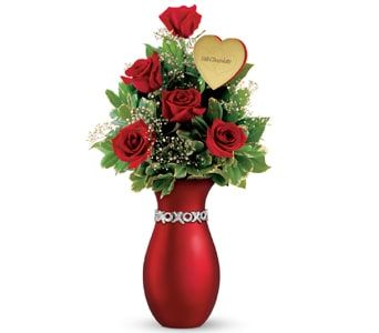 XOXO Sweet for flower delivery new zealand wide