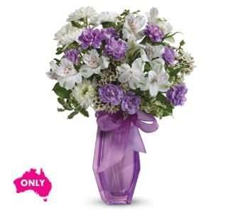 Lilac Beauty for flower delivery australia wide