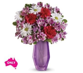 Blooming Beauty for flower delivery australia wide