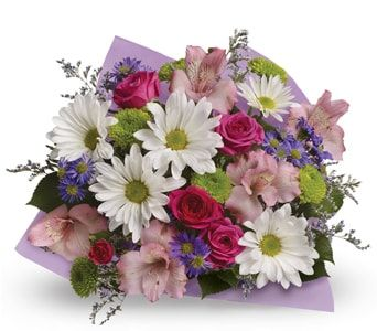 Make Mum Smile for flower delivery australia wide