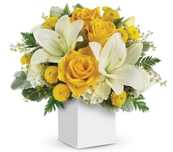 Golden Laughter for flower delivery australia wide