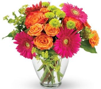 Rainbow Wishes for flower delivery australia wide