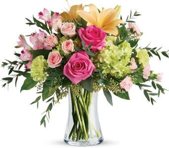 Fantasia Blush for flower delivery australia wide