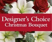 Designer's Choice Christmas Bouquet