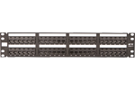 Category & Ethernet Patch Panels