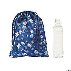 Christmas Tote Bags, Holiday Tote Bags, Christmas Drawstring Bags
