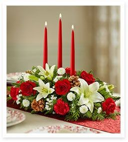 Celebrate Timeless Christmas Customs with the Traditional Christmas Centerpiece