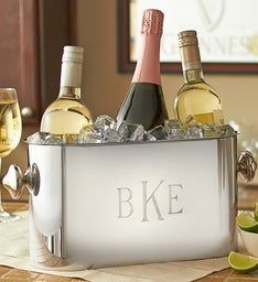 Personalized Multi-Bottle Wine Chiller
