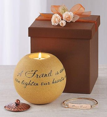 Friendship Comfort Candle