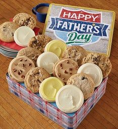 Father's Day Gift Tin  - Father's Day Assortment