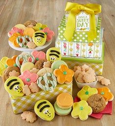 Sunny Day Gift Tin Tower