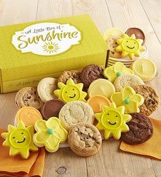 A Little Box of Sunshine