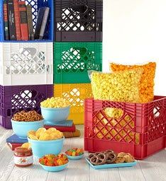 Snack Crate Sampler