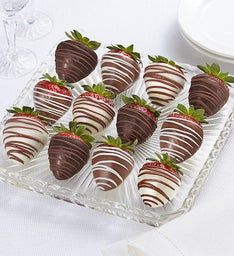 Fannie May® Decadent Chocolate Strawberries