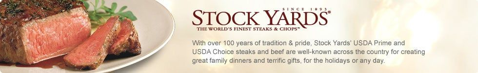Stock Yards: Worlds Finest Steaks & Chops