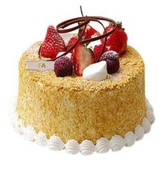 Berry Sweet Cake