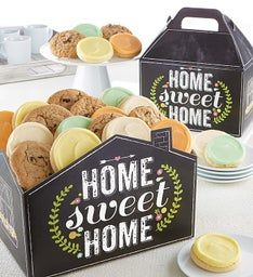 Home Sweet Home Cookie Gift Box