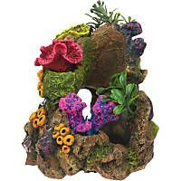 RockGarden Resin Aquarium Coral Garden