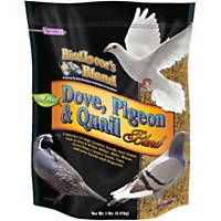 Brown's Dove, Pigeon and Quail Blend Bird Food